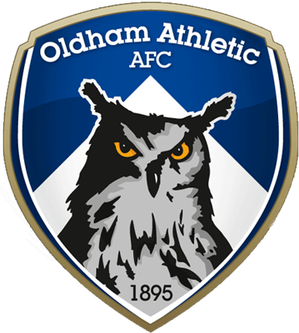 Official Betting Partner - Oldham Athletic 2019/2020